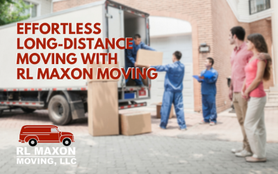 Effortless Long-Distance Moving with RL Maxon Moving