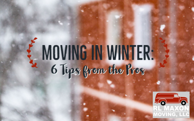Moving in Winter: 6 Tips from the Pros