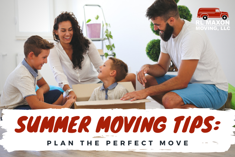 13 Summer Moving Tips: Plan the Perfect Move
