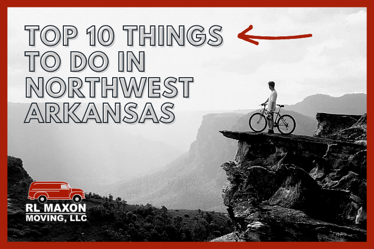 Top 10 Things to do in Northwest Arkansas