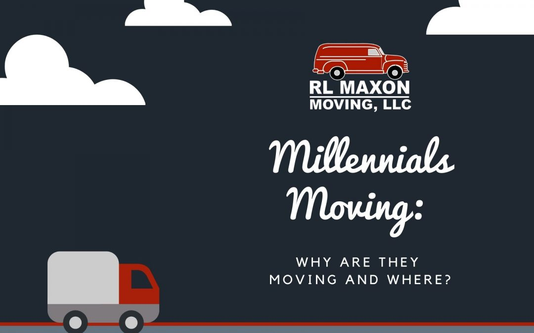 Millennials Moving: Why are They Moving and Where?