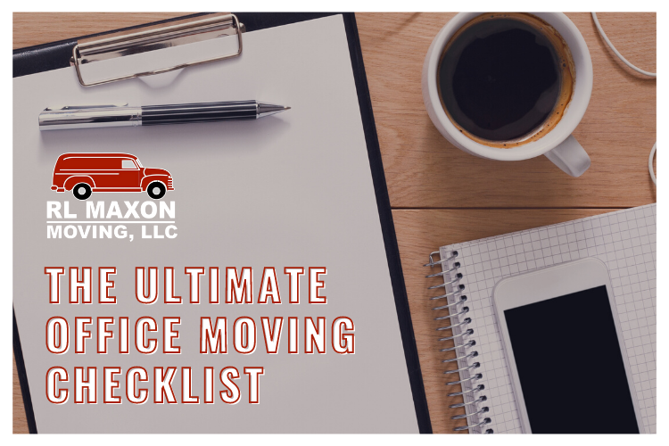 The Ultimate Office Moving Checklist