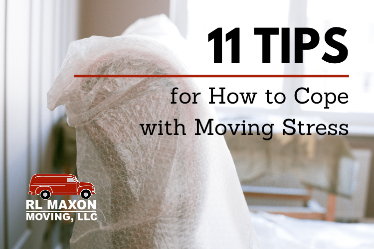 11 Tips for How to Cope with Moving Stress